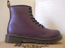 Dr Martens stivaletti Pelle donna 8 fori Delaney Purple T Lamper 36/3UK/5US €133