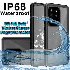 Shockproof Case For Samsung Galaxy S20 S10 S9 S8 Plus + IP68 Full Body Cover UK