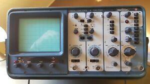 Oscilloscope Métrix OX734