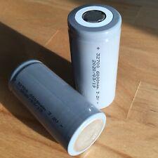 3.2 V 6000 mAh LiFePO4 Lithium Iron Phosphate 32700 Battery Cells 32650