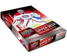 2015-16 Upper Deck Series 1 Hockey Hobby Factory Sealed 12 Box Case