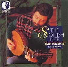 The Scottish Lute (CD, Sep-1992, Dorian)