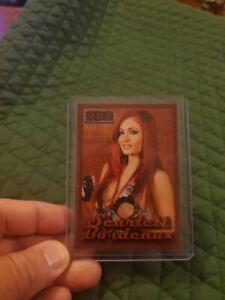Scarlett Bordeaux WWE MWR Trading Card