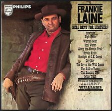 FRANKIE LAINE - Hell Bent For Leather! - LP - Philips