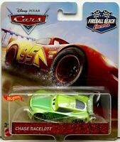 Disney Pixar Cars 3 FIREBALL BEACH RACERS CHASE RACELOTT NEW