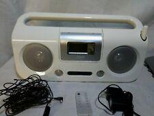 Sirius XM audi0 System Satellite Boombox F5X007 Remote / recever