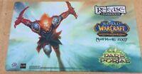 World Of Warcraft Through The Dark Portal Playmat For Card Game TCG CCG Mousepad