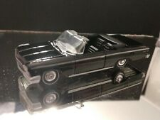 1962 CHEVY IMPALA SS CONVERTIBLE 1/64 COLLECTIBLE LIMITED EDITION VINTAGE MUSCLE