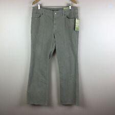 Sonoma Womens New NWT Tan Corduroy Pants 12 Short