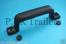 FREE P&P* 1 x Small Heavy Duty Steel Core Grab Handle Trailer Caravan Motorhome