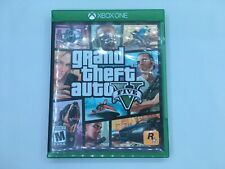 Grand Theft Auto V Gta 5 (Microsoft Xbox One, 2013) Video Game with Map