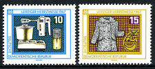 Germany DDR/GDR 949-950,MNH. Leipzig Fair. Electrical Appliances, Fur Coat, 1967