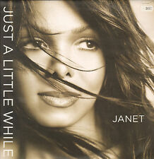 JANET JACKSON - Just A Little While - Virgin