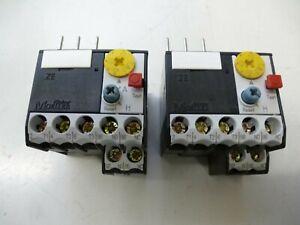 Motorschutzrelais / Moeller / ZE-0,4 / 2 Stk.