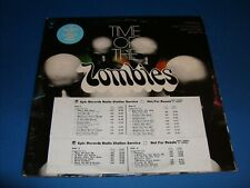 TIME OF THE ZOMBIES PROMOTIONAL 2 LP SET 1974 ORIGINAL PRESSING PSYCH
