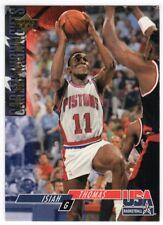 figurina CARD BASKET NBA 1994/95 NEW numero 69 ISIAH THOMAS