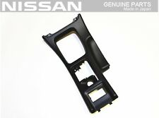 NISSAN GENUINE  FAIRLADY Z32 300ZX Center Console Shift Change Panel Bezel JDM