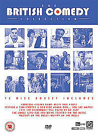 THE BRITISH COMEDY COLLECTION R2 DVD BOXSET 13 CLASSIC 1970s FILMS 12-DISC SET