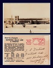 OHIO CLEVELAND KEIR PHOTO SERVICE REAL PHOTO POSTCARD PRICE LIST EARLY 1950'S