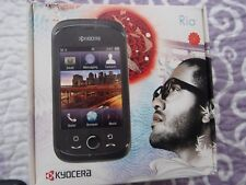 Kyocera Rio E3100 - Black (Open Mobile) Cellphone Basic Phone BAD ESN
