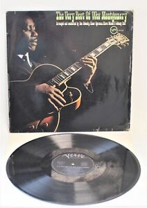 WES MONTGOMERY 'The Very Best Of Wes Montgomery' Vinyl LP on Verve Records - H41