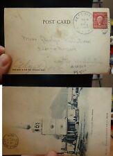 Alaska PPC 1906 2c Washington, Church postcard (39beg)