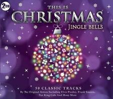 This Is Christmas - Jingle Bells - 2 CD SET - BRAND NEW SEALED MUSIC SONGS XMAS