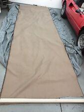 Ferrari 308 factory tan cloth for rear shelf large quantity 308 quattrovalvole