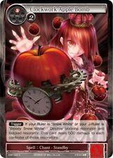 Force of Will 4x 4 x Clockwork Apple Bomb - CMF-022 - C x4  PACK FRESH MINT