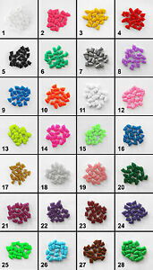 20 Soft Nail Caps for Dogs with Adhesive - Choose Color & Size - CANADIAN SELLER