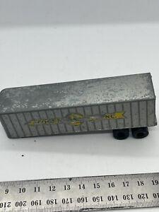 Matchbox Lesney 1-75 INTERSTATE FREIGHTER Major Pack M 9 1962 COOPER JARRET