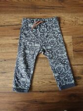 Baby Boys Grey Jogging Bottoms Size 12-18 Months From Nutmeg