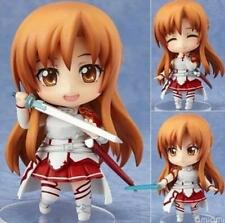 "Sword Art Online Asuna #283 Nendoroid SAO 10cm/4"" Anime Figure Collection"