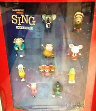 McDonalds SING complete set of 10 kids meal toys 2017 WITH ALL 3 FROM CANADA