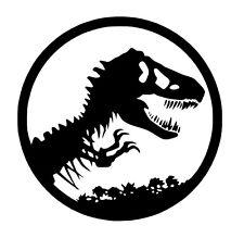 Dinosaur vinyl car Decal / Sticker