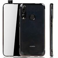 Huawei Y9 2019 Case Phone Cover Protective Case Protective Case Cases Black