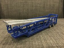 Imperial Car Transporter Blue Toy