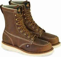 """Thorogood American Heritage Men's 8"""" Moc toe Max Wedge Non-Safety Boots"""