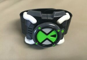 Ben 10 Rare Fx Omnitrix Watch With Lights And Sounds - Good Condition VERY RARE