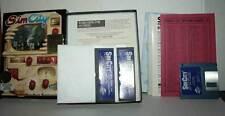 SIM CITY MAXIS GIOCO USATO COME NUOVO PC IBM FLOPPY ED USA BIG BOX GD1 50007