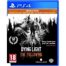 BRAND NEW COMPANY SEALED DYING LIGHT ENHANCED EDITION PS4 GAME