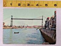 Vintage Postcard Spain Portugalete Plaza ~ Ships FREE