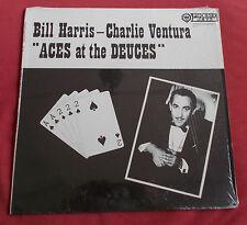 BILL HARRIS - CHARLIE VENTURA  LP ACES AT THE DEUCES US LP