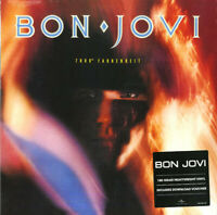 BON JOVI 7800° Fahrenheit (2016) 10-track reissue 180g vinyl LP album NEW/SEALED