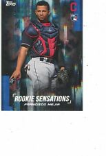 2018 Topps On Demand Rookie Sensations #8 Francisco Mejia Cleveland Indians RC