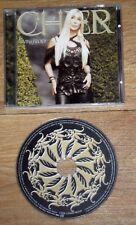 RARE! CHER - 'LIVING PROOF' MINT JAPAN PROMO CD BONUS TRACK 'THE LOOK' JAPANESE