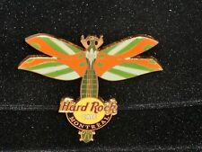 Hard Rock Cafe Montreal Dragonfly Guitar 2004 500 Limited.Edition Pin