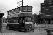 Leeds Corporation Tramcar 177 Cross Gates Terminus Tram Photo
