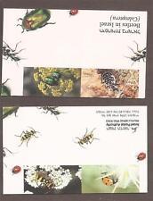 Israel 1994 Beetles Booklet Bale B27