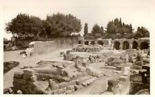 Roma Imortalis - Photogravure -1898- WALL OF ROMULUS